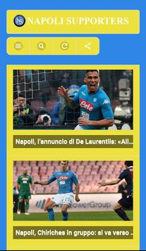 Napoli Supporters apk screenshot