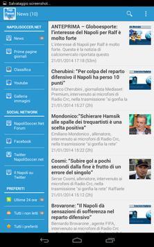 NapoliSoccer.Net screenshot 2