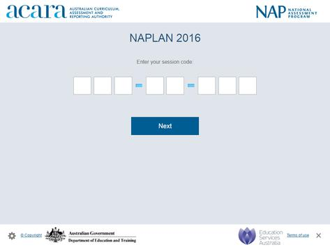 NAP Locked down browser poster