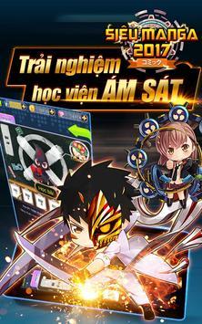 Siêu Manga - Bá Vương Chiến apk screenshot
