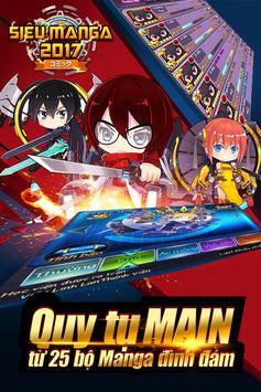 Siêu Manga - Bá Vương Chiến poster