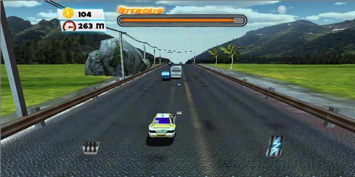 Speed Car City Racing 3D screenshot 4