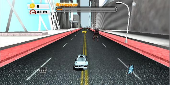 Speed Car City Racing 3D screenshot 10