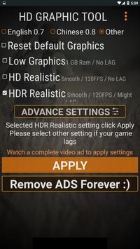 HD Graphics Tool स्क्रीनशॉट 4
