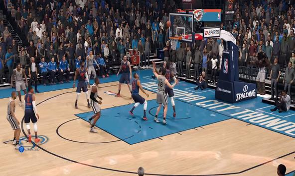 Guide NBA LIVE 18 Sports apk screenshot