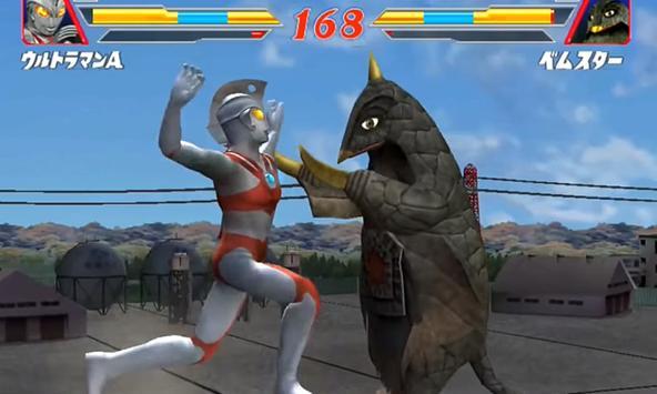Guide Ultraman GINGA Game screenshot 5