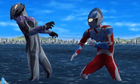 Guide Ultraman GINGA Game poster