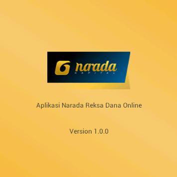Narada Reksa Dana Online poster