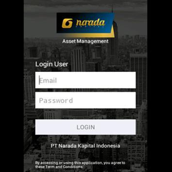 Narada Reksa Dana Online apk screenshot