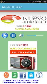NA RADIO Online poster