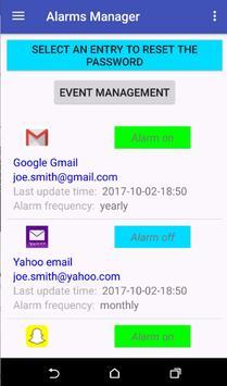 Webpass screenshot 1