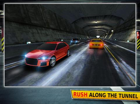 Racing Game - Traffic Rivals poster
