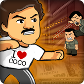 Pablo's War Against Narcos icon