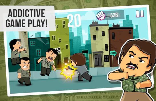 Pablo's War Against Narcos apk screenshot