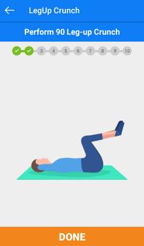 10 Daily Exercises (Gym Workouts & Fitness) apk screenshot