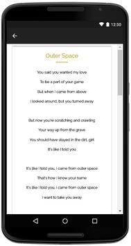 Ace Frehley Songs Lyrics apk screenshot