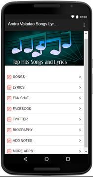Andre Valadao Songs Lyrics apk screenshot