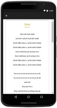 Burna Boy Songs Lyrics screenshot 3