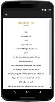 Mr. Eazi Songs Lyrics screenshot 3