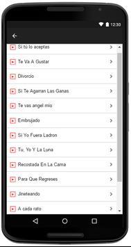 El Chapo De Sinaloa Songs screenshot 2