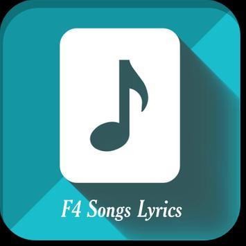 F4 Songs Lyrics poster