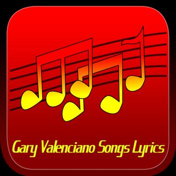 Gary Valenciano Songs Lyrics poster