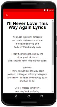 Gary Valenciano Songs Lyrics screenshot 3