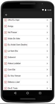 Gerson Rufino Songs Lyrics screenshot 2