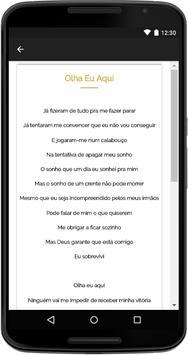 Gerson Rufino Songs Lyrics screenshot 3