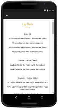Jazzy Bazz Songs Lyrics screenshot 3