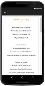 Little Mix Songs Lyrics screenshot 3