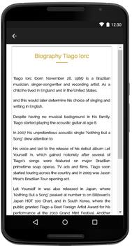 Tiago Iorc Songs Lyrics screenshot 4