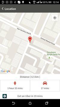 The official Nargis App apk screenshot