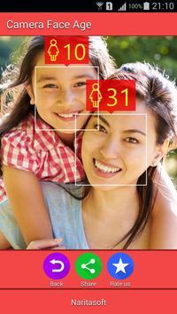 Camera Face Age screenshot 4
