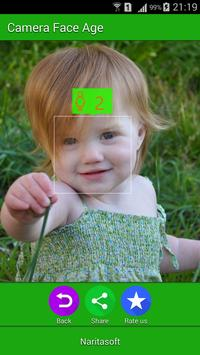 Camera Face Age screenshot 11
