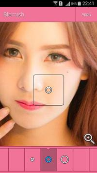 Camera Wink HD - Makeup apk screenshot