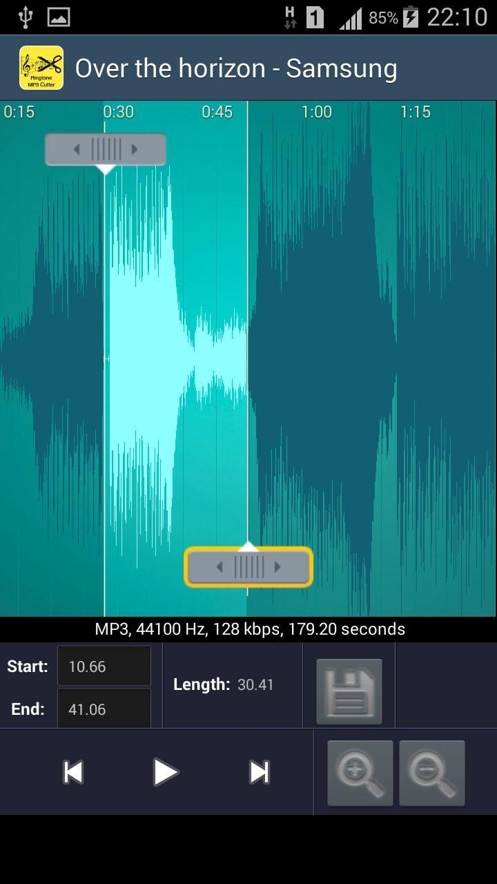 Ringtone MP3 Cutter for Android - APK Download
