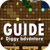 Guide new diggy adventure icon