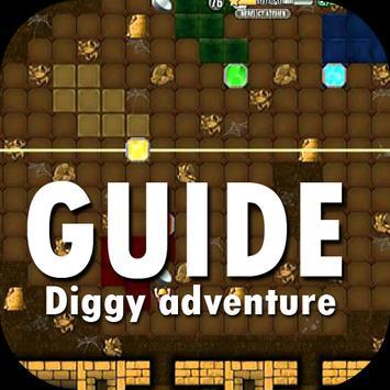 Guide new diggy adventure screenshot 1
