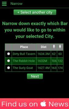 Narrow (Unreleased) apk screenshot