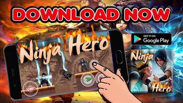 Narutimate Shippuden Shinobi Ninja War 2017 apk screenshot