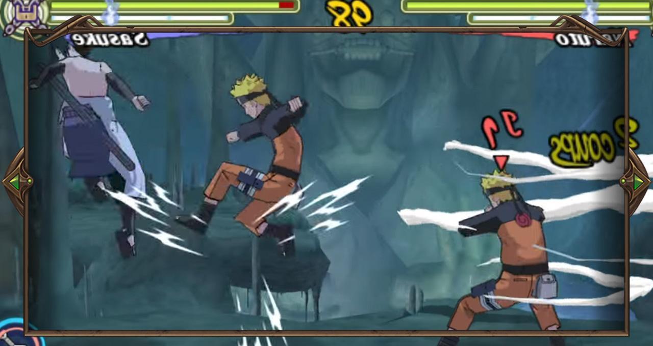 Naruto ultimate ninja heroes 3 apkpure   Ultimate Ninja