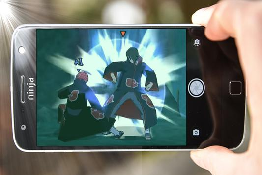 Narutimate Ninja Storm Heros apk screenshot