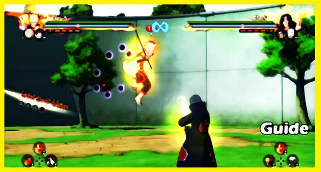 Guide for Naruto Shippuden Storm 4 screenshot 1