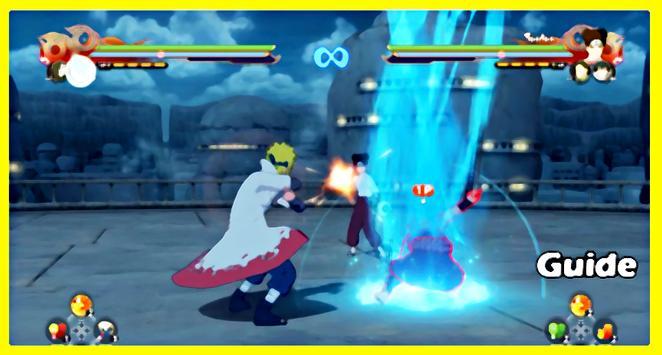 Guide for Naruto Shippuden Storm 4 screenshot 2