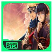 Naruto and Hinata Wallpaper HD icon