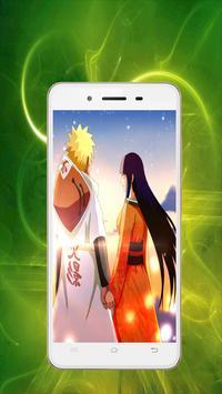 Naruto and Hinata Wallpaper HD poster