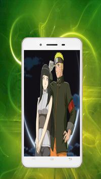 Naruto and Hinata Wallpaper HD screenshot 1