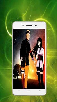 Naruto and Hinata Wallpaper HD screenshot 2