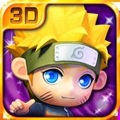 Crônicas Ninjas 3D icon